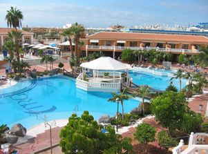 About Tenerife Royal Gardens Holiday Apartments